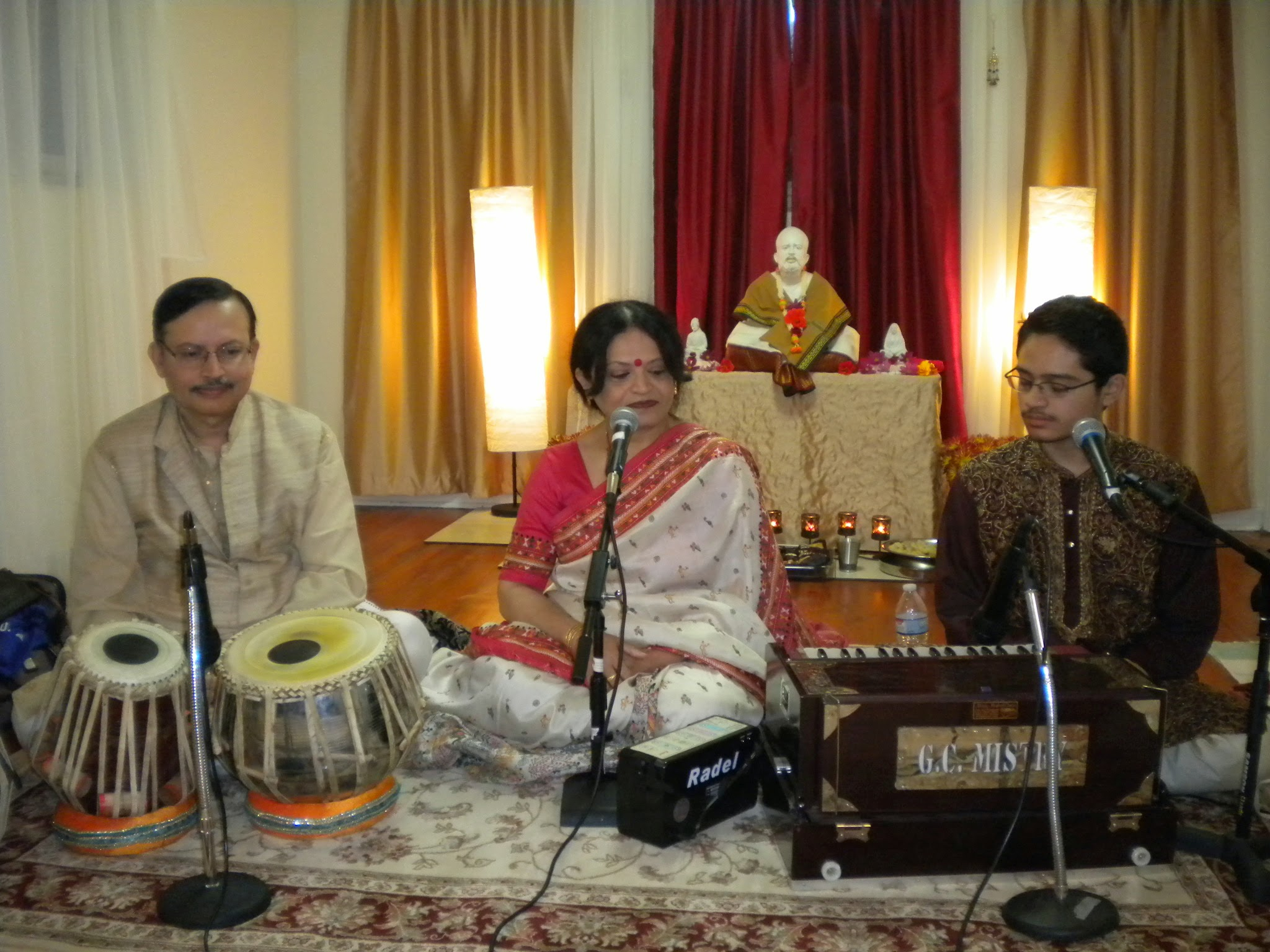 2014 Nov Sinha Family Concert